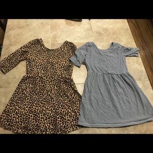 XS (5) Old Navy Dress bundle